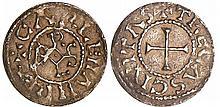 Carloman II (879-884) - Denier (Troyes)