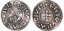 Eudes (887-898) - Denier (Limoges)