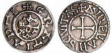 Eudes (887-898) - Denier (Orléans)