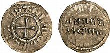 Louis IV l'enfant (899-912) - Denier (Strasbourg)