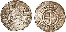 Louis IV d'Outremer (936-954) - Denier (Langres)