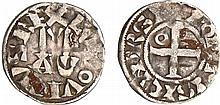 Louis VI (1108-1137) - Denier de Pontoise