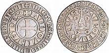 Louis IX (1245-1270) - Gros tournois