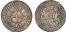 Philippe IV (1285-1314) - Gros tournois à l'O rond