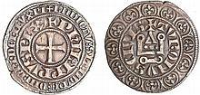 Philippe IV (1285-1314) - Gros tournois à l'O long