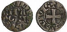 Philippe IV (1285-1314) - Obole Parisis à l'O rond