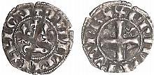 Philippe IV (1285-1314) - Double tournois - 1ère émission