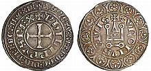Philippe V (1316-1322) - Gros tournois