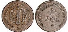 Allemagne - Siège de Mayence - 1 sol 1793