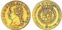 Italie - Vittorio Emanuele Ier (1814-1821) - 20 lire 1816 (Turin)