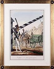 Lev BELOUSOV (1806-1854). BOMBARDIER OF L.G. 1ST ARTILLERY BRIGADE.