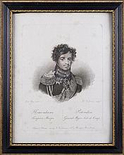 Francesco VENDRAMINI (1780-1856). POTEMKIN RUSSIAN GENERAL-MAJOR.
