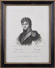 Francesco VENDRAMINI (1780-1856). STROGANOV GENERAL-LEYTENANT.