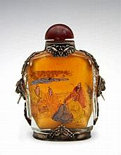 Bottle for snuff tobacco