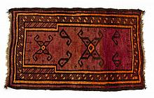 Prayer Rug, Baluch