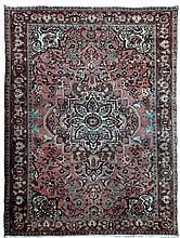 Carpet With Central Medallion