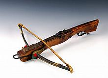 A Target Crossbow