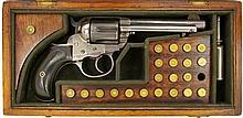 A Colt Lightning Model 1877, Cased