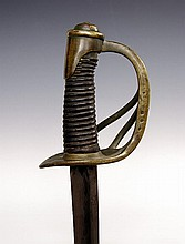 Cavalry Troops´ Sabre 1822 Model