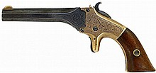 A C.T. Stafford Single Shot Deringer