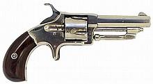 A Wesson & Harrington Model No.3 Revolver