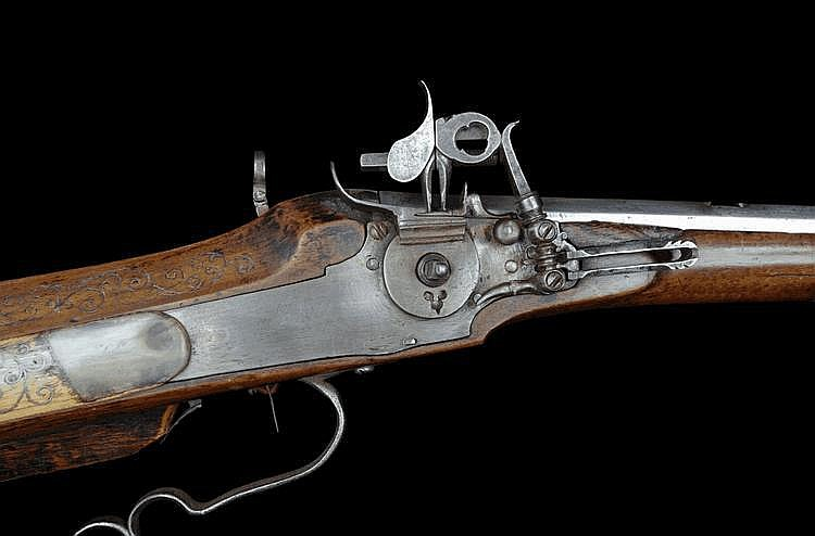 A Wheellock Rifle
