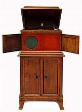 Cabinet Gramophone, Cremona Werke