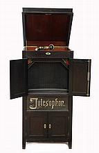Cabinet Coin Gramophone, Julesophon