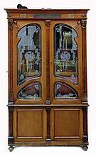 Orchestrion Cabinet, Klepetar