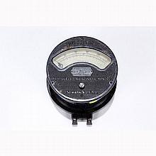Antique Weston D.C. Voltmeter