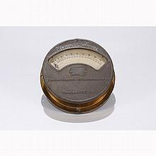 Antique Weston Electrical Instrument Co. A.C Ammeter Model 151