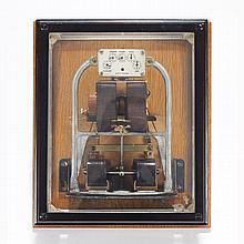 Antique Cased Watthour Meter