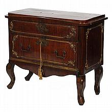 Antique Continental commode; late 18th Century.