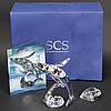 Swarovski Crystal Society (SCS) 2012 Paikea Whale.