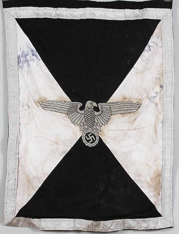 German WWII Nazi Chief of a SS Main Office (SS-Hauptamtschef).