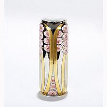 Pickard hand painted Limoges French porcelain vase.