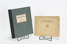 Two print collection publications;