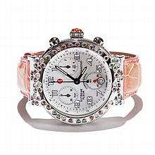 Michele Designer Chronograph Wristwatch LImited Edition