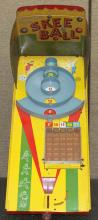 Marx Skee Ball Tin Game
