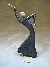 Franz HAGENAUER (1906-1986) statue