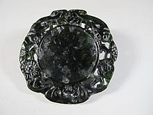 Vintage Chinese carved jade pendant