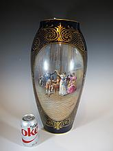 Large antique French Sevres procelain vase