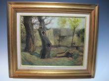 Odon Edmund MIKLOSI-UTSCHENBACHER (1881-1942) Hungarian artist
