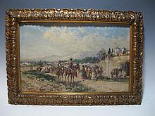 Manuel MENSA SALAS (1875-1938) Spanish artist painting