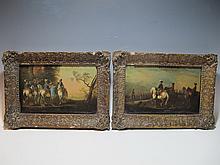 Christian Ludwig VON LOWENSTERN (1701-1754) German artist paintings