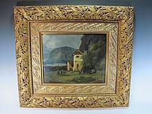 Wilhelm Johann POLLAK (1802-1860) painting