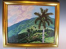 Pedro AMADOR, Cuban artist painting