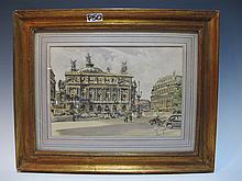 Aldo RAIMONDI (1902-1998) Italian artist watercolor