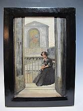 Vincenzo MIGLIARO (1858-1938) Italian artist painting
