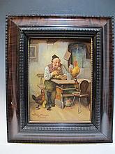 Wilhelm LEHMANN-LEONHARD (1877-1954) German artist painting
